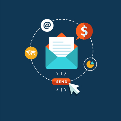 Los Angeles custom email design